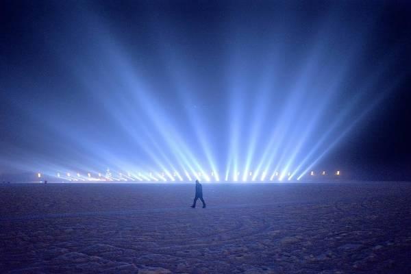 Offbeat Photograph - Topshot-china-leisure-festival by Wang Zhao