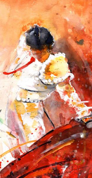 Painting - Toreador by Miki De Goodaboom
