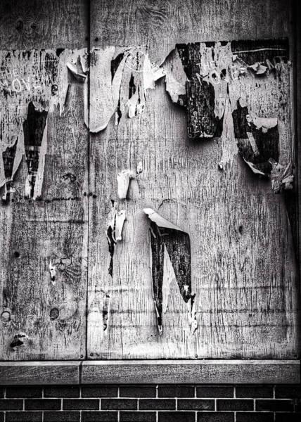 Otr Wall Art - Photograph - Torn Paper by Michael Schwartzberg
