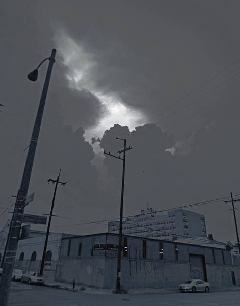 Photograph - Torn Sky In New Orleans by Louis Maistros