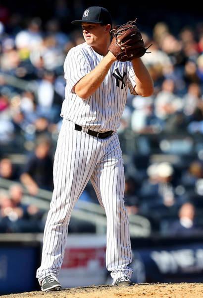 Yankee Stadium Photograph - Toronto Blue Jays V New York Yankees by Elsa