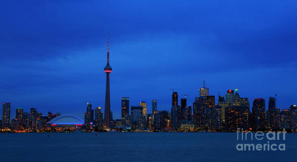 Toronto Blues... Art Print