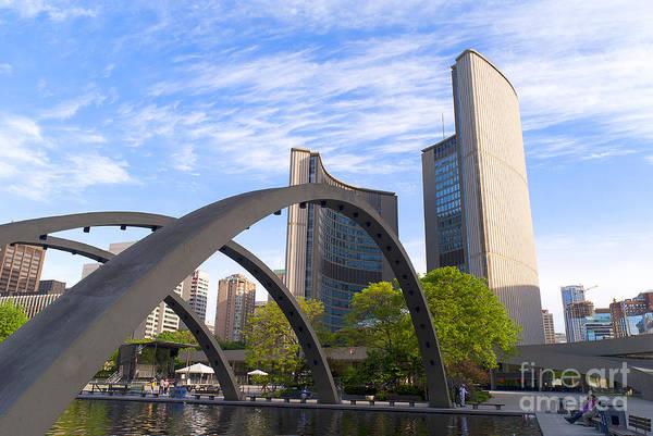Photograph - Toronto City Centre by Brenda Kean