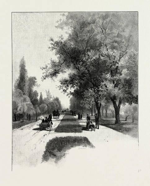 Toronto Drawing - Toronto, College Avenue Queen Street, Canada by Canadian School