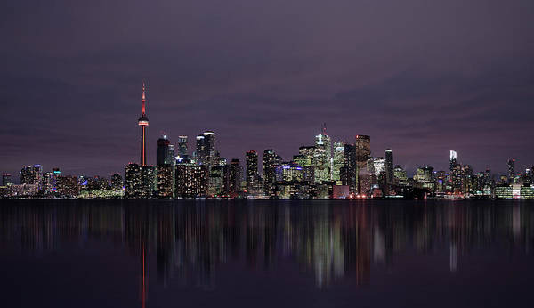 Wall Art - Photograph - Toronto by C.s. Tjandra