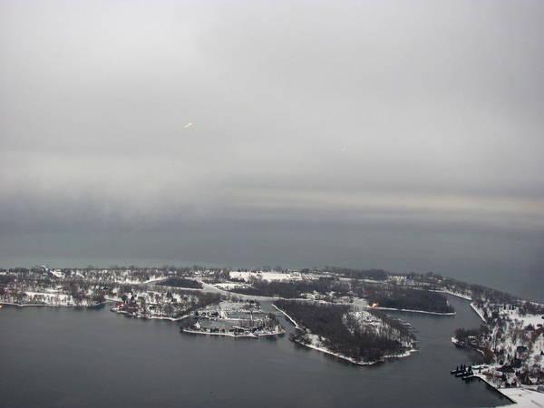 Olympic Club Photograph - Toronto Islands by Carolyn Mortensen
