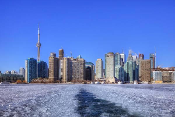 Cn Tower Wall Art - Photograph - Toronto by Joana Kruse