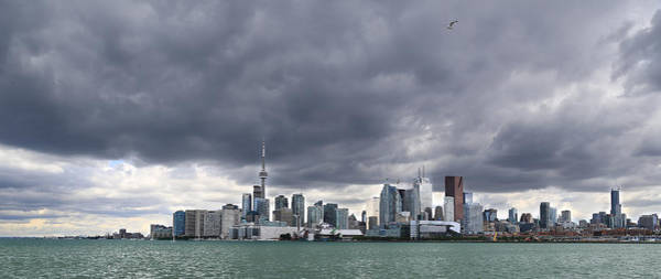 Photograph - Toronto Skyline 30 by Andrew Fare