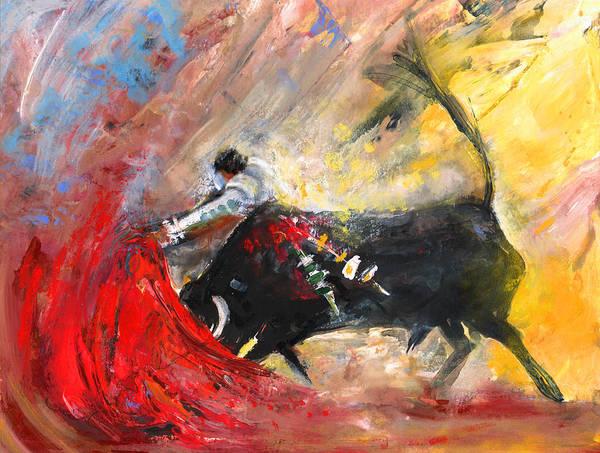 Painting - Toroscape 46 by Miki De Goodaboom