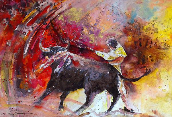 Painting - Toroscape 47 by Miki De Goodaboom