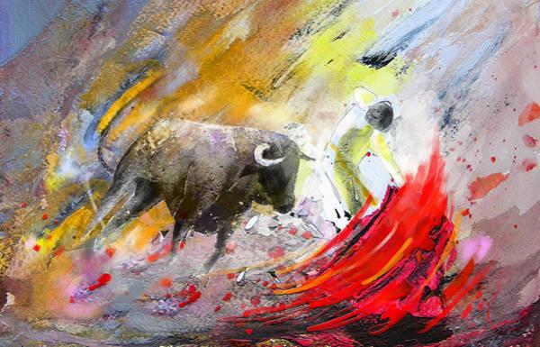 Painting - Toroscape 50 by Miki De Goodaboom