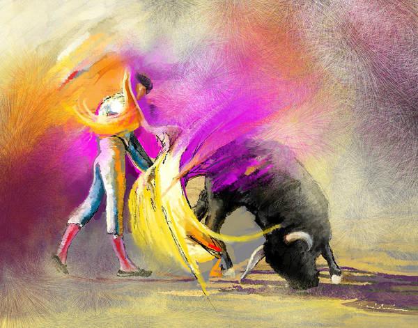 Painting - Toroscape 52 Bis by Miki De Goodaboom