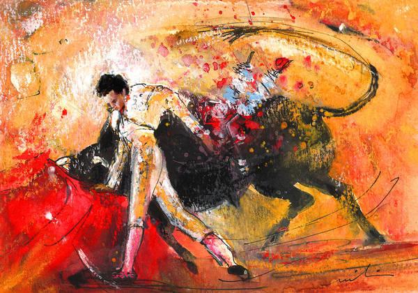 Painting - Toroscape 58 by Miki De Goodaboom