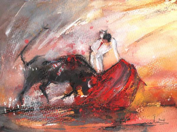 Painting - Toroscape 63 by Miki De Goodaboom