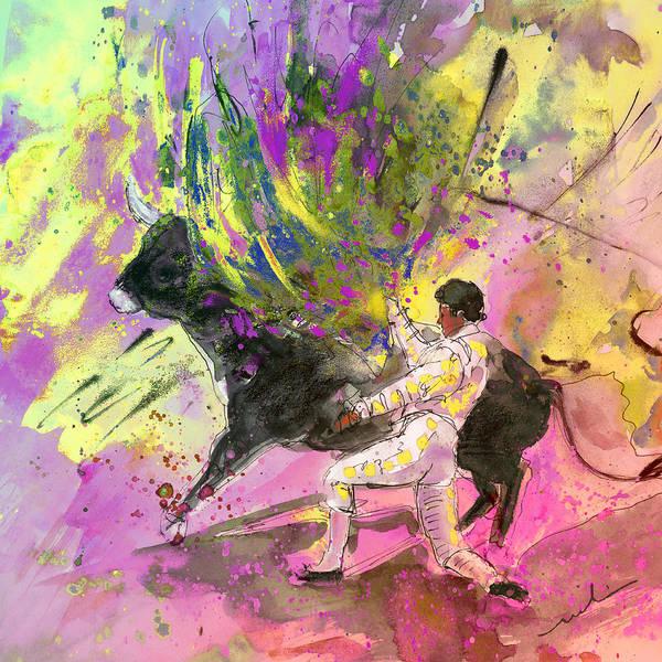 Painting - Toroscape 67 by Miki De Goodaboom