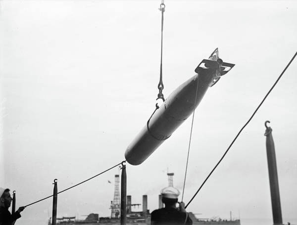 Photograph - Torpedo, 1913 by Granger