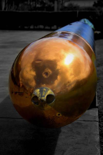 Uss Bowfin Photograph - Torpedo  by Douglas Barnard