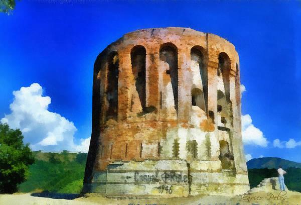 Photograph - Torre  Quezzi 0880r - By Enrico Pelos by Enrico Pelos