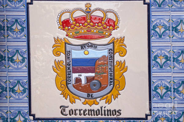 Photograph - Torremolinos Civic Pride by Brenda Kean