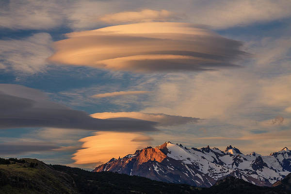 Wall Art - Photograph - Torres Del Paine National Park, Chile by Art Wolfe