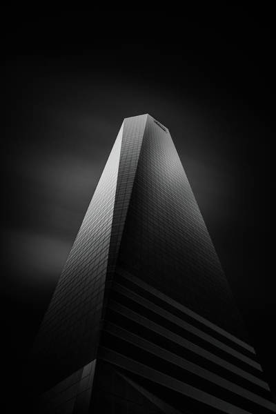 Tall Photograph - Torres Pwc by Mohammad Mirza