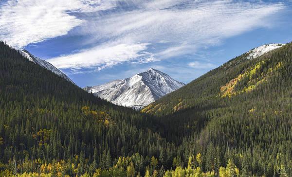 Indian Peaks Wilderness Photograph - Torreys Peak 3 by Aaron Spong