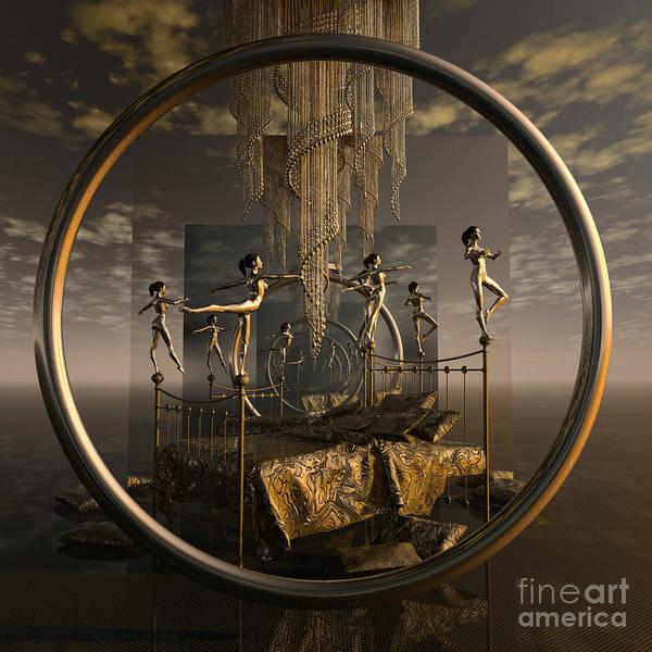 Essence Digital Art - Torus - Awakening by Diuno Ashlee