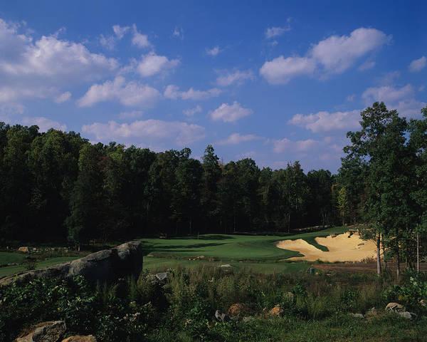 Photograph - Tot Hill Farm Golf Club by Dom Furore