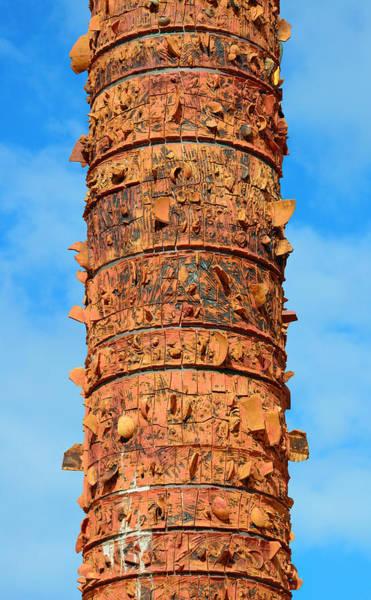 Photograph - Totem In Old San Juan by Songquan Deng