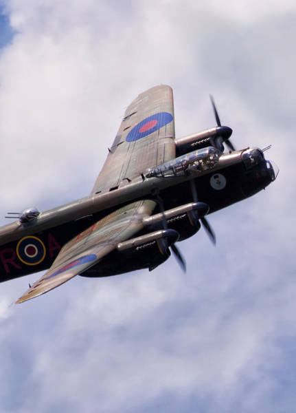 Avro Wall Art - Photograph - Tough Old Bird by Peter Chilelli