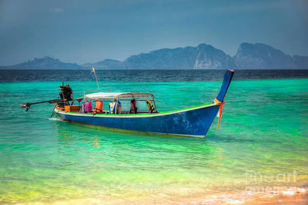 Photograph - Tourist Longboat by Adrian Evans
