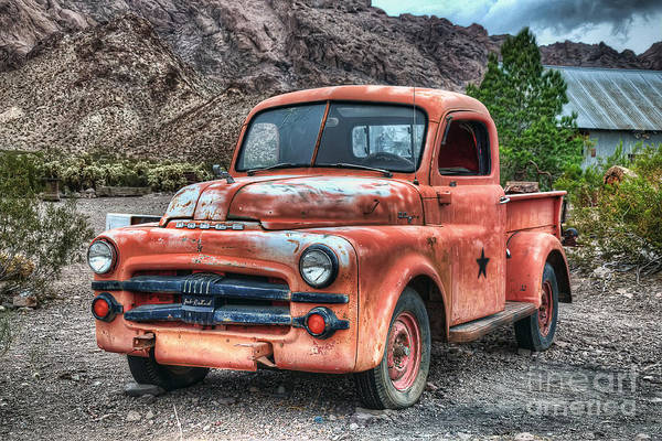 Photograph - Tow Mater by Eddie Yerkish