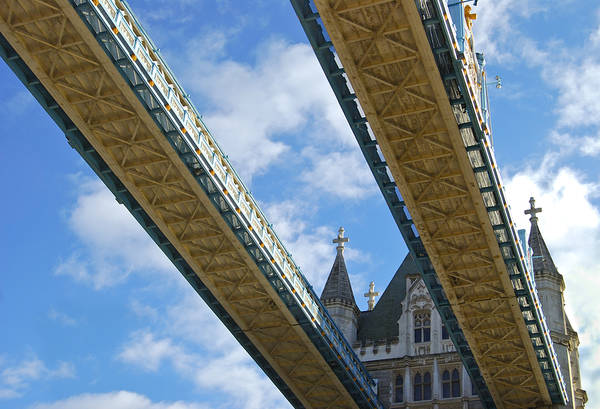 Photograph - Tower Bridge by Christi Kraft