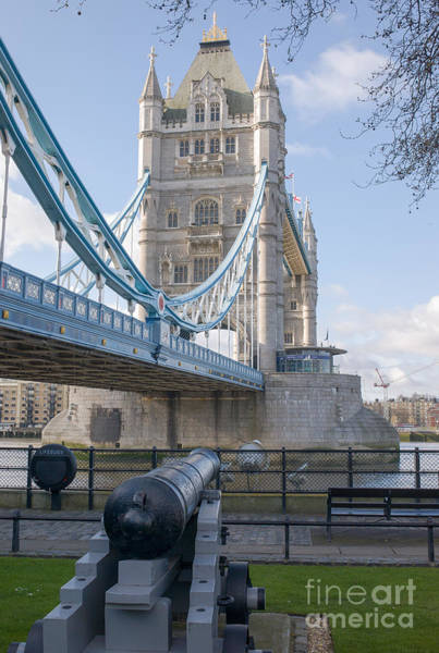 Photograph - Tower Bridge IIi by Clarence Holmes