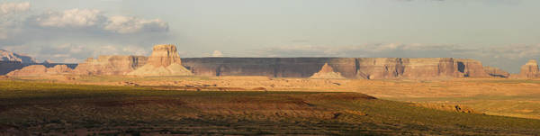 Photograph - Tower Butte Panorama by Gene Norris