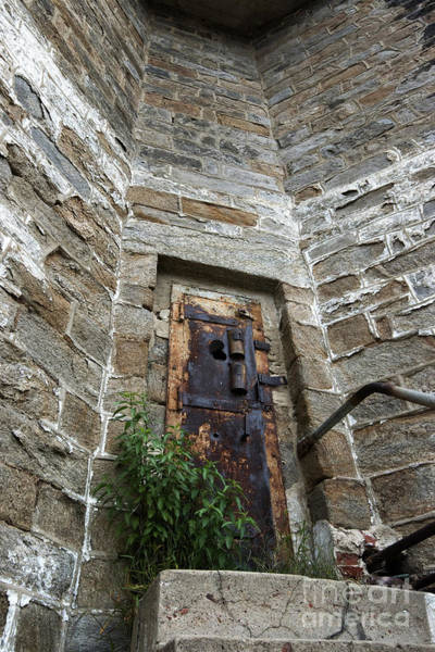Wall Art - Photograph - Tower Door by Paul W Faust -  Impressions of Light