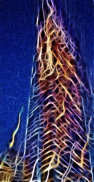 Towering Inferno Art Print