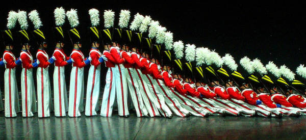 Rockettes Photograph - Toy Soldiers by Mike Martin