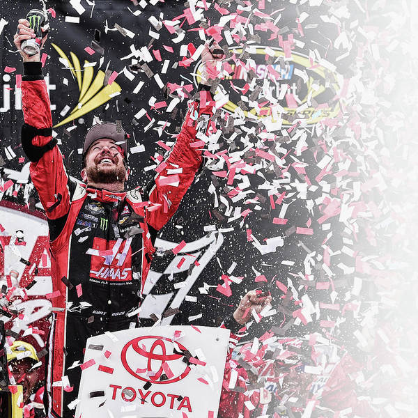 Motor Sport Photograph - Toyota Owners 400 by Jared C. Tilton