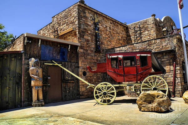 Photograph - Trading Post by Brenda Kean