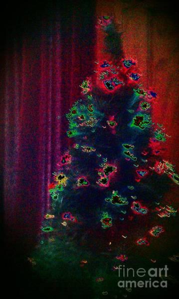 Traditional Christmas Art Print
