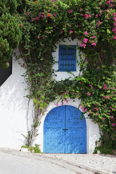 Tunisia Wall Art - Photograph - Traditional House In Tunisia by Dzika mrowka
