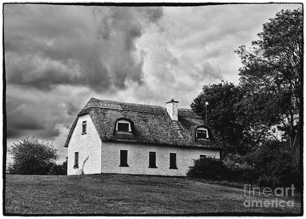 Gaelic Photograph - Traditional Irish Cottage by Gabriela Insuratelu