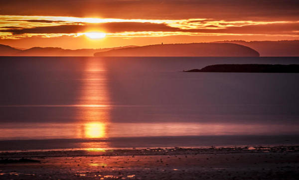 Photograph - Traeth Bychan At Sunrise by Neil Alexander