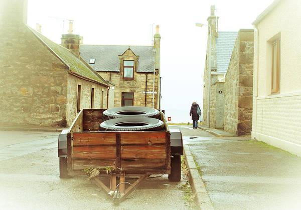 Northern Scotland Wall Art - Photograph - Trailer by Tom Gowanlock