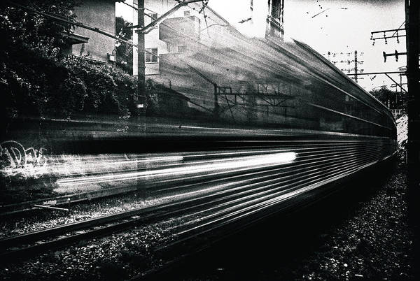 Wall Art - Photograph - Train by Tatsuo Suzuki