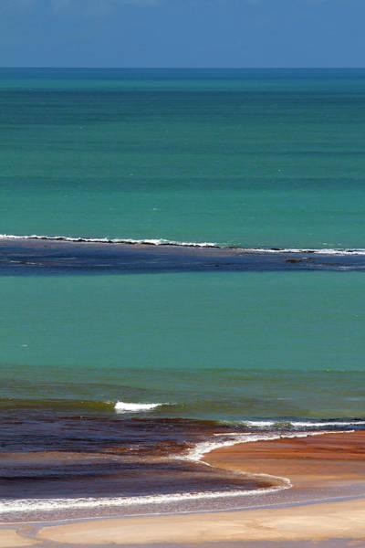 Bahia Photograph - Trancoso River by Marcelo Nacinovic
