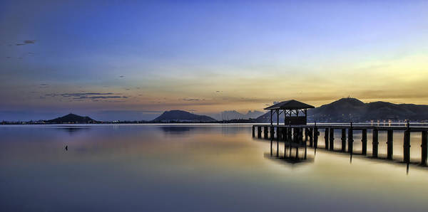 Photograph - Tranquil Kaneohe Bay by Dan McManus