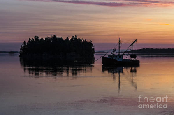 Wall Art - Photograph - Tranquil Mooring by Marty Saccone
