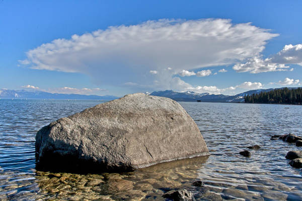 Photograph - Tranquil Tahoe by Steven Lapkin